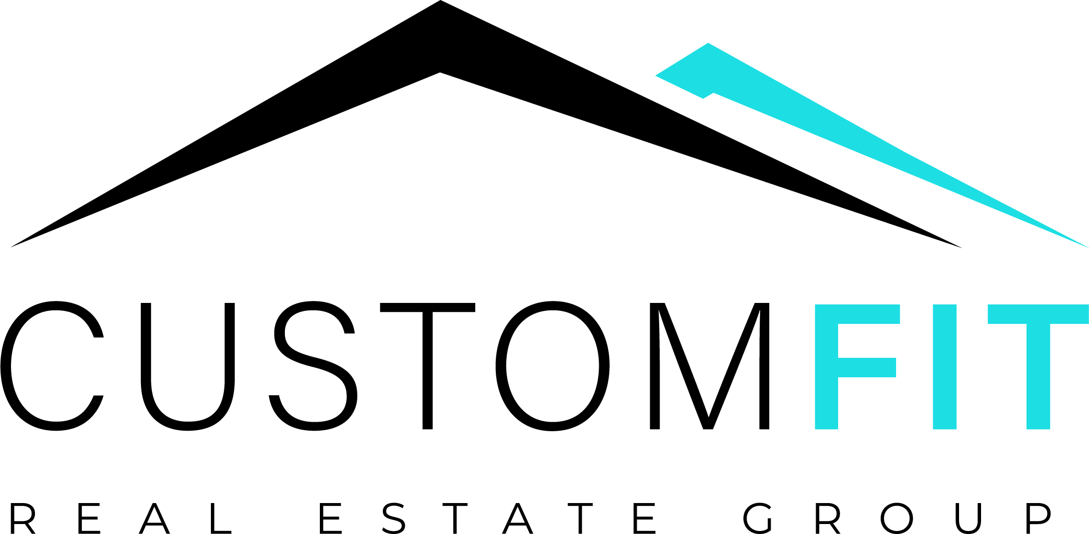 Custom Fit Real Estate Group Logo